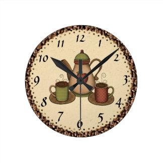 Kitchen Coffee clock