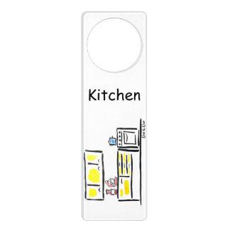 kitchen door knob hangers