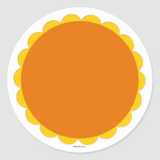 Kitchen Martzkin Pumpkin Pie Sticker Sheet