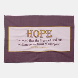 Kitchen Towel: Hope
