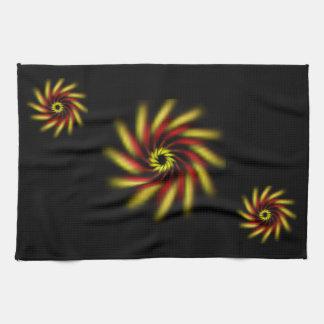 Kitchen Towel - Pinwheel