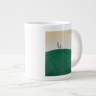 Kite Flying 2000 Large Coffee Mug