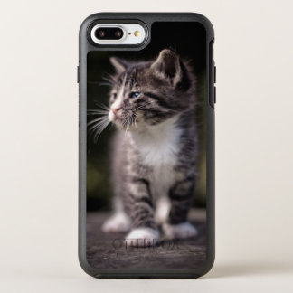 Kitten Standing Tall OtterBox Symmetry iPhone 8 Plus/7 Plus Case