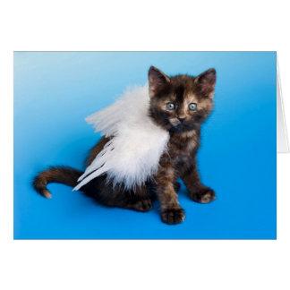 Kitten Sympathy Card