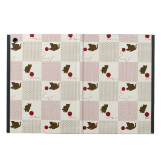 Kittens Backgrounds iPad Air Cover