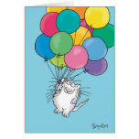 KITTY ALOFT Birthday Cards