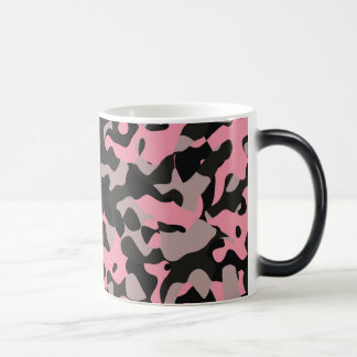 Kitty Camo Morphing Mug