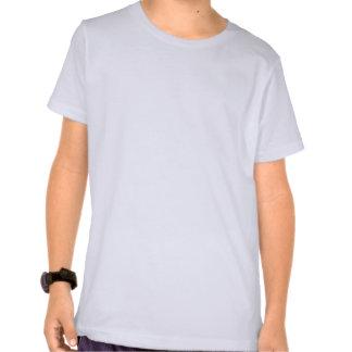 kitty cat snowflakes vector Kids Ringer T-Shirt