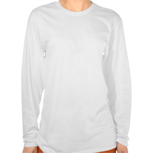kitty cat & snowflakes vector Ladies Long Sleeve T-shirts