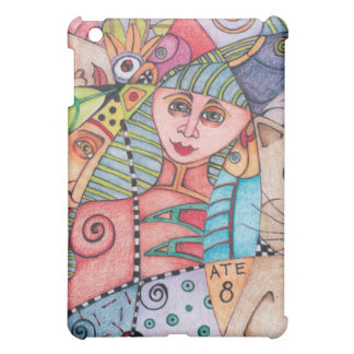 Kitty Collage Ipad Cover