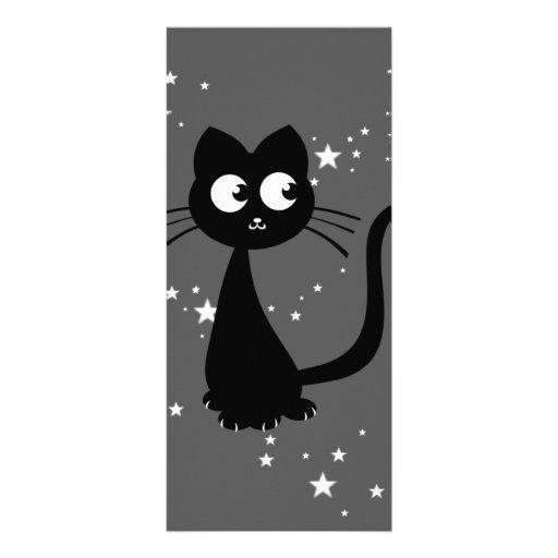 Kitty Kuro Rack Card Design