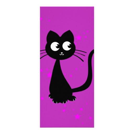 Kitty Kuro Full Color Rack Card