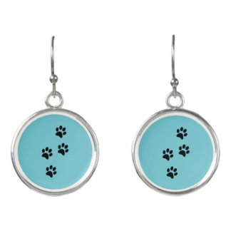 KITTY PAW EARRINGS