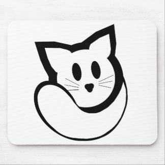 Kittyball Mousepad