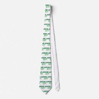 KIWI Az BRO (New Zealand) Tie