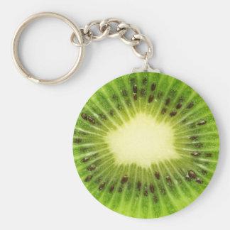Kiwi Fresh Key Ring