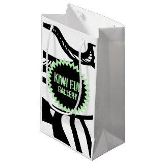 Kiwi Fur Branded Small Gift Bag