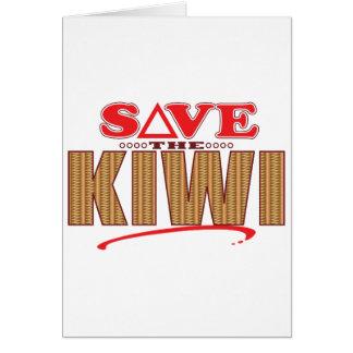 Kiwi Save Card