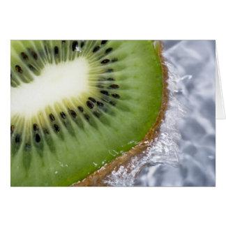 Kiwi Splash Card