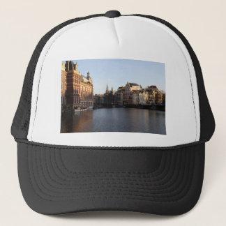 Kloveniersburgwal, Amsterdam Trucker Hat