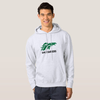 KML Chargers Adult Hoodie - Green Logo