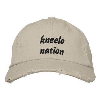 kneelo nation hat