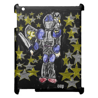 knight and owl iPad cases