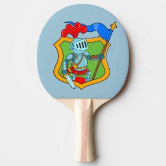 knight ping pong paddle