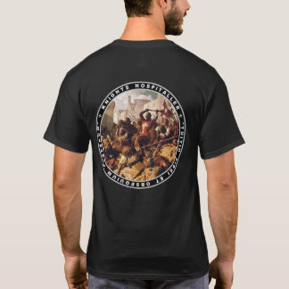Knights Hospitaller Battle at Acre Seal Shirt