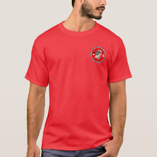 Knights Templar on Crusade Seal Shirt