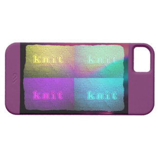 Knit Art phone case cover