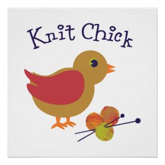 Knit Chick