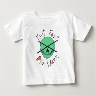 knit fast die warm baby T-Shirt