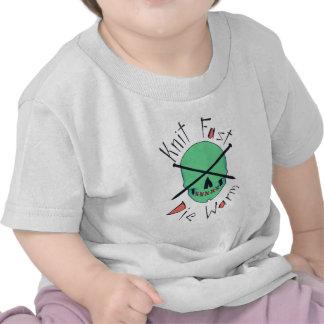 knit fast die warm t-shirts