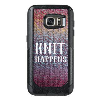 Knit Happens OtterBox Samsung Galaxy S7 Case