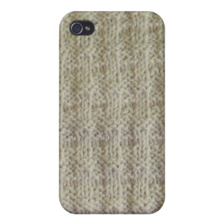 Knit Harris Tweed Itouch cover