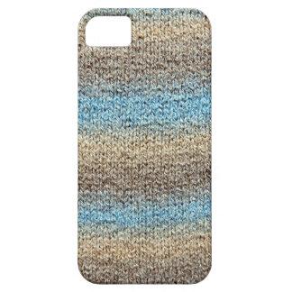 knit pattern iPhone 5 case