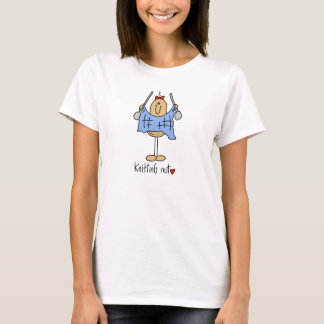 Knitting Nut T-shirts and Gifts
