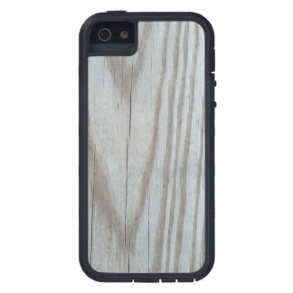 Knock on wood iPhone 5 cover
