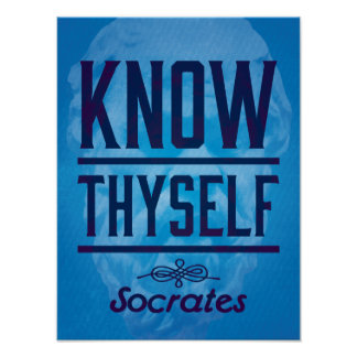 Know Thyself poster