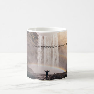 Knowing Yourself Quote - Mug