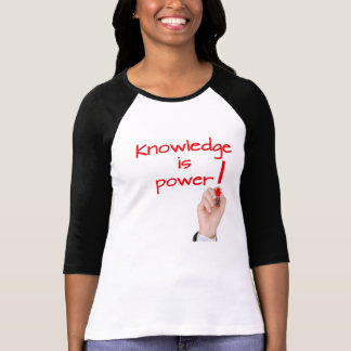 Knowledge Image Tees