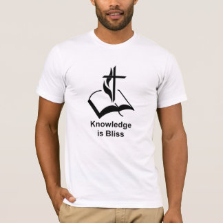 Knowledge is bliss T-Shirt
