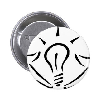 Knowledge is Power Pinback Button