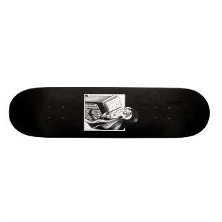 Knowledge is Power... Skate Board Decks