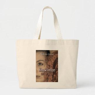 Knowledge of Pain Jumbo Tote Bag