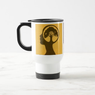 Knowledge Stainless Steel Travel Mug
