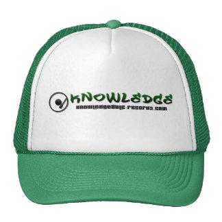 Knowledge Trucker Hat