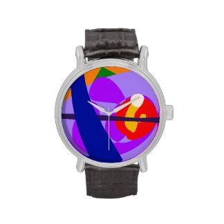 Knowledge Wrist Watch