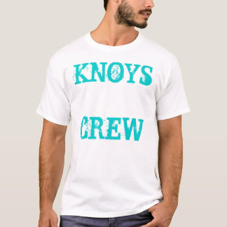 KNOYS, CREW T-Shirt